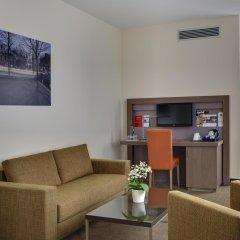 Отель InterCityHotel Leipzig Германия, Лейпциг - 1 отзыв об отеле, цены и фото номеров - забронировать отель InterCityHotel Leipzig онлайн комната для гостей фото 2