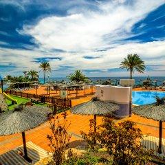 Отель SBH Club Paraíso Playa - All Inclusive бассейн