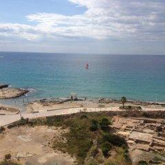 Отель Port Europa пляж