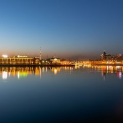 Гостиница City Of Rivers Kutuzova Embankment фото 2