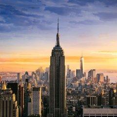 Отель Hampton Inn Manhattan/Times Square South США, Нью-Йорк - отзывы, цены и фото номеров - забронировать отель Hampton Inn Manhattan/Times Square South онлайн пляж