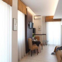 Hotel Mondial Порто Реканати комната для гостей фото 4