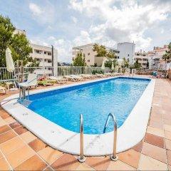 Отель Pierre & Vacances Mallorca Portofino бассейн