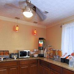 Отель Best Western Auburn/Opelika Inn США, Опелика - отзывы, цены и фото номеров - забронировать отель Best Western Auburn/Opelika Inn онлайн питание фото 3