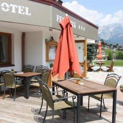 Отель Feichter Австрия, Зёлль - отзывы, цены и фото номеров - забронировать отель Feichter онлайн питание фото 2