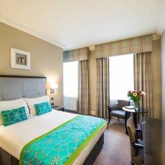 Отель Leonardo Boutique Hotel Edinburgh City Великобритания, Эдинбург - отзывы, цены и фото номеров - забронировать отель Leonardo Boutique Hotel Edinburgh City онлайн комната для гостей фото 2