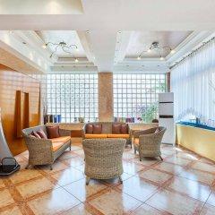 Atrium Hotel интерьер отеля
