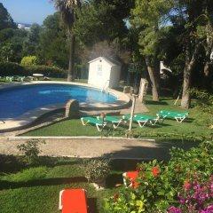 Отель Cortijo Fontanilla Испания, Кониль-де-ла-Фронтера - отзывы, цены и фото номеров - забронировать отель Cortijo Fontanilla онлайн приотельная территория