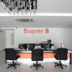 Отель Super 8 Hotel @ Georgetown Малайзия, Пенанг - отзывы, цены и фото номеров - забронировать отель Super 8 Hotel @ Georgetown онлайн интерьер отеля фото 2
