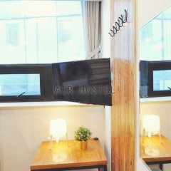 Air Hostel Myeongdong Сеул интерьер отеля