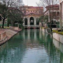 Отель Vicenza Tiepolo Италия, Виченца - отзывы, цены и фото номеров - забронировать отель Vicenza Tiepolo онлайн приотельная территория фото 2