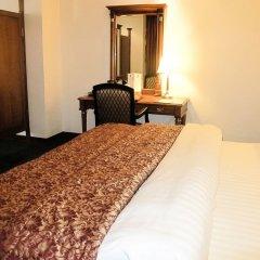 Отель Bristol Hotel Иордания, Амман - 1 отзыв об отеле, цены и фото номеров - забронировать отель Bristol Hotel онлайн балкон
