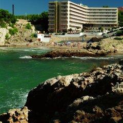 Отель Cala Font спортивное сооружение