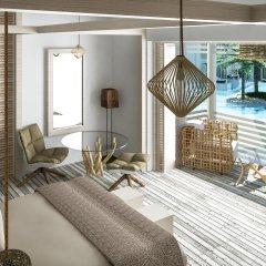 Отель Stella Island Luxury resort & Spa - Adults Only балкон