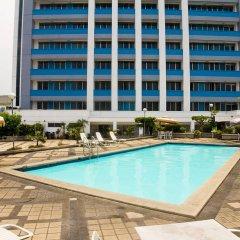 Отель The Pearl Manila Hotel Филиппины, Манила - отзывы, цены и фото номеров - забронировать отель The Pearl Manila Hotel онлайн бассейн