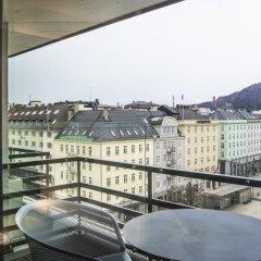 Отель Norge By Scandic Берген балкон