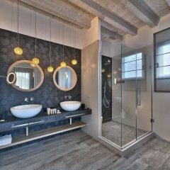 Отель Esplanade Tergesteo Италия, Монтегротто-Терме - отзывы, цены и фото номеров - забронировать отель Esplanade Tergesteo онлайн ванная
