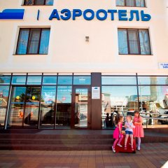 Гостиница Аэроотель Краснодар балкон