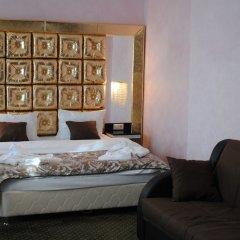 Гостиница Флигель комната для гостей фото 9