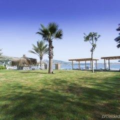 Отель The Marmara Bodrum - Adult Only пляж фото 2