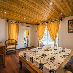 Отель Villa Vai Api Французская Полинезия, Бора-Бора - отзывы, цены и фото номеров - забронировать отель Villa Vai Api онлайн комната для гостей фото 4