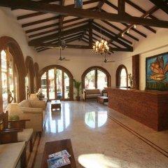 Отель Resort Terra Paraiso Индия, Гоа - отзывы, цены и фото номеров - забронировать отель Resort Terra Paraiso онлайн интерьер отеля