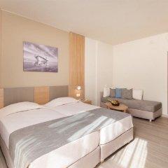 Отель Horizon Beach Resort Греция, Калимнос - отзывы, цены и фото номеров - забронировать отель Horizon Beach Resort онлайн комната для гостей фото 3