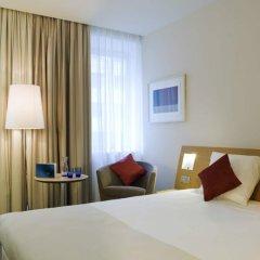 Отель Novotel Wien City Австрия, Вена - 1 отзыв об отеле, цены и фото номеров - забронировать отель Novotel Wien City онлайн комната для гостей фото 4