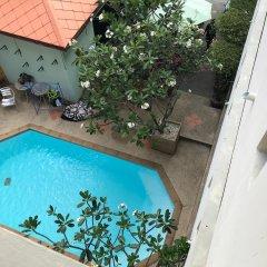 Отель Patong Hillside балкон