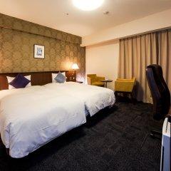 Daiwa Roynet Hotel Kobe-Sannomiya Кобе комната для гостей