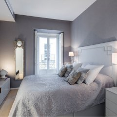 Апартаменты Justicia Apartment I комната для гостей