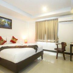 Отель Silver Resortel комната для гостей фото 7