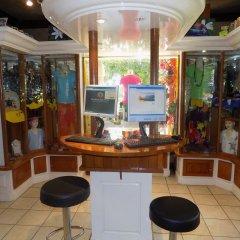 Отель Maitai Polynesia Французская Полинезия, Бора-Бора - отзывы, цены и фото номеров - забронировать отель Maitai Polynesia онлайн интерьер отеля фото 2