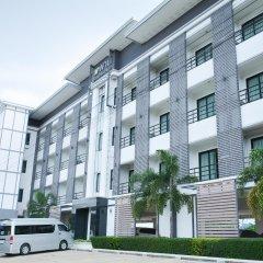 Baan Phor Phan Hotel парковка