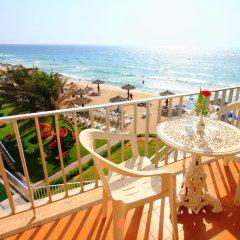 Beach Hotel Sharjah балкон