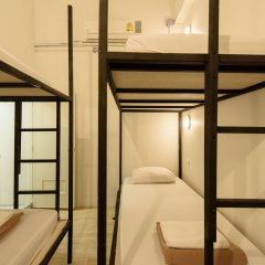 Warm White Hostel комната для гостей фото 2