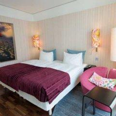 Отель Scandic Berlin Potsdamer Platz 4* Стандартный номер с разными типами кроватей фото 4