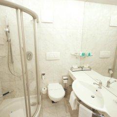 Отель Aurora Италия, Горнолыжный курорт Ортлер - отзывы, цены и фото номеров - забронировать отель Aurora онлайн ванная
