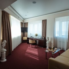 Гостиница Мелиот комната для гостей фото 4