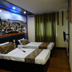 Отель Eurotel Pedro Gil Филиппины, Манила - отзывы, цены и фото номеров - забронировать отель Eurotel Pedro Gil онлайн комната для гостей фото 2