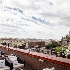 Лотте Отель Санкт-Петербург балкон фото 2