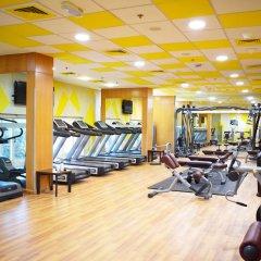 Отель TIME Ruby Hotel Apartments ОАЭ, Шарджа - 1 отзыв об отеле, цены и фото номеров - забронировать отель TIME Ruby Hotel Apartments онлайн фитнесс-зал фото 2