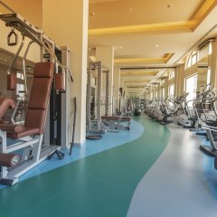 Гостиница Горки Панорама фитнесс-зал фото 2