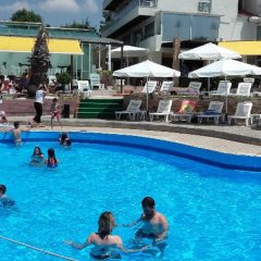 Отель Philippion Beach Салоники бассейн фото 3
