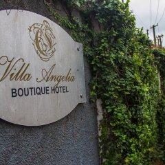 Отель Villa Angelia Boutique Лагос
