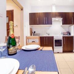 Апартаменты Blue Happy Apartment Варшава в номере фото 2