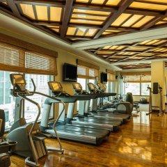Отель Sofitel Dubai Jumeirah Beach фитнесс-зал фото 3