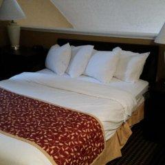 Отель Hawthorn Suites by Wyndham Columbus North США, Колумбус - отзывы, цены и фото номеров - забронировать отель Hawthorn Suites by Wyndham Columbus North онлайн комната для гостей фото 2