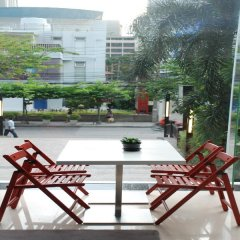 SilQ Bangkok Hotel балкон