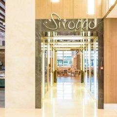 Отель Holiday Inn Dubai Festival City интерьер отеля
